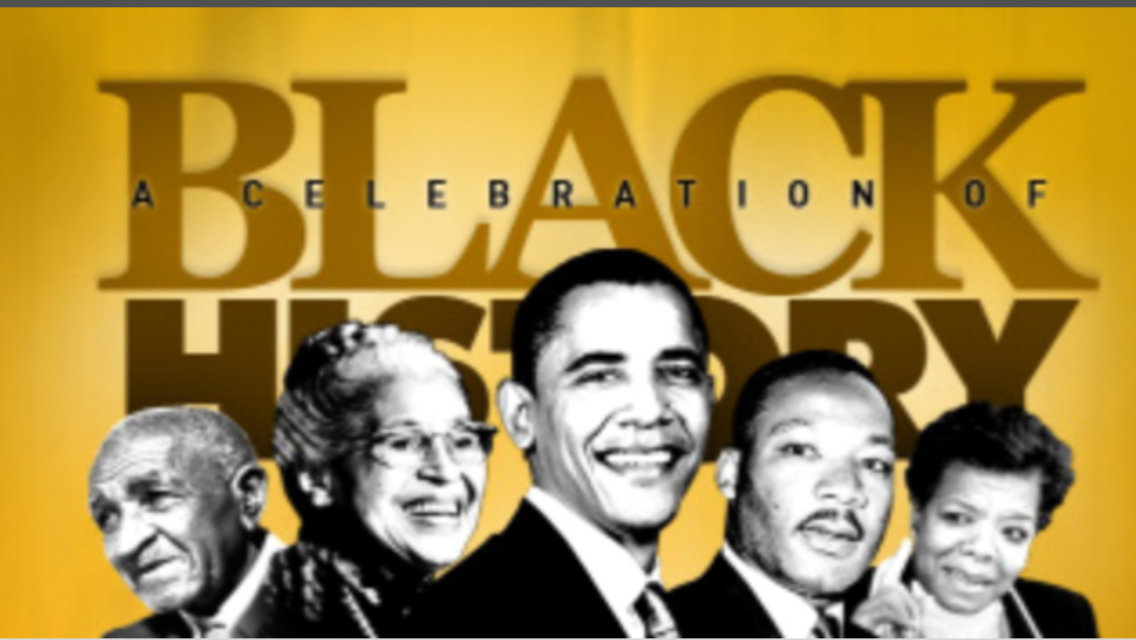 2nd ANNUAL BLACK HISTORY MONTH CELEBRATION