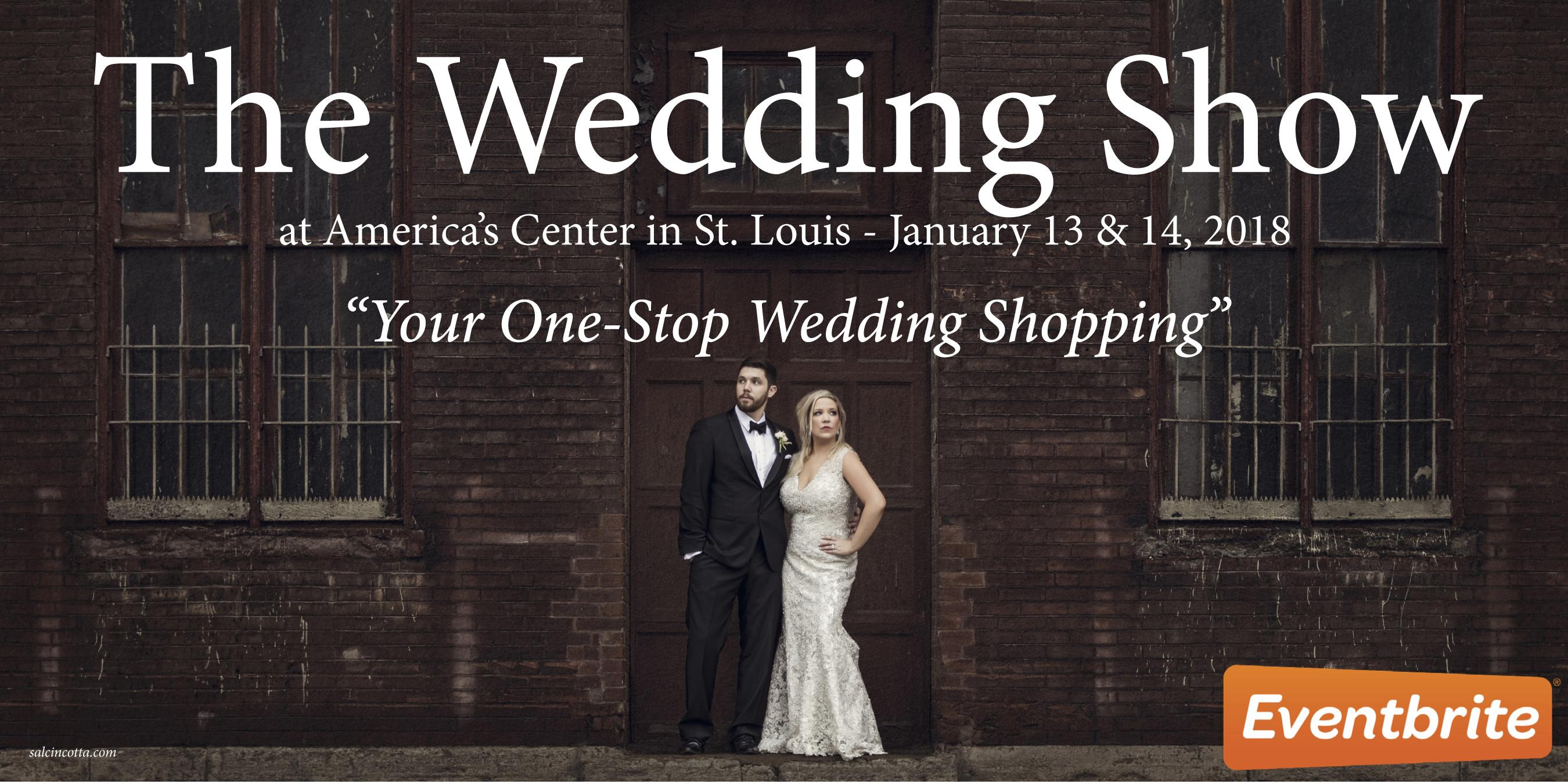 The Wedding Show at America's Center January 2018