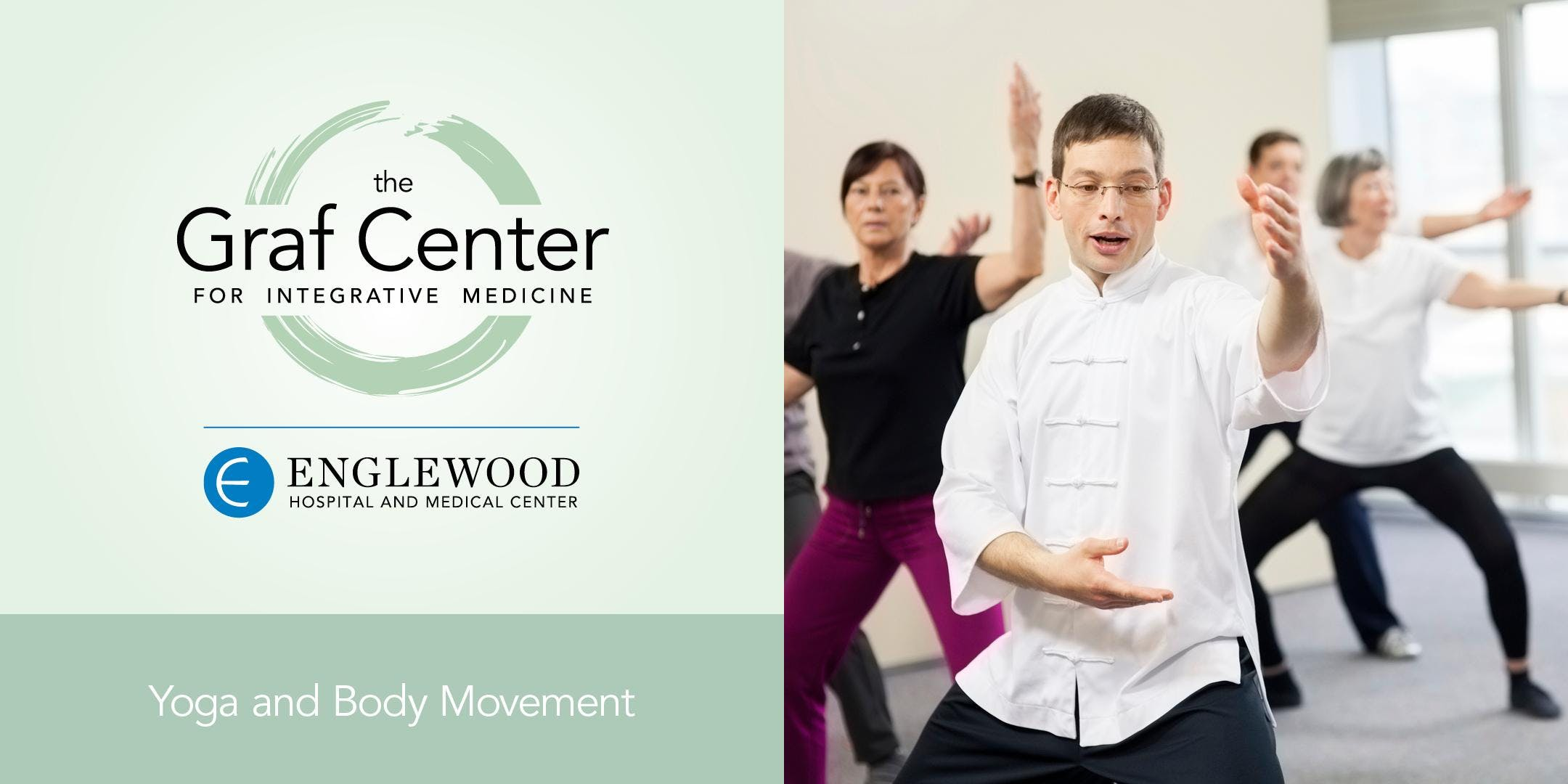 More info: Qigong: Moving Meditation for All Levels