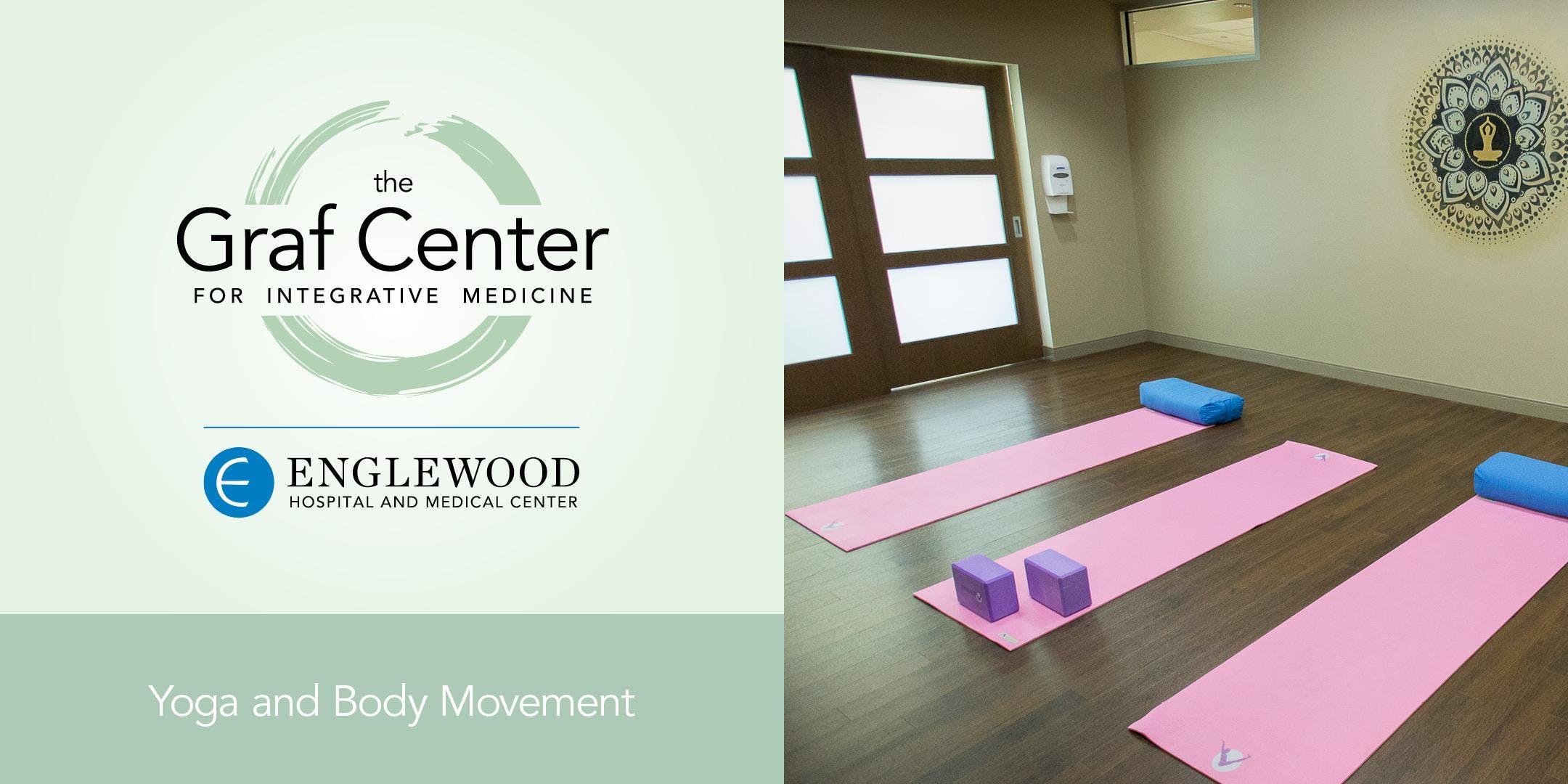 More info: Gentle Yoga - Wednesday Evenings
