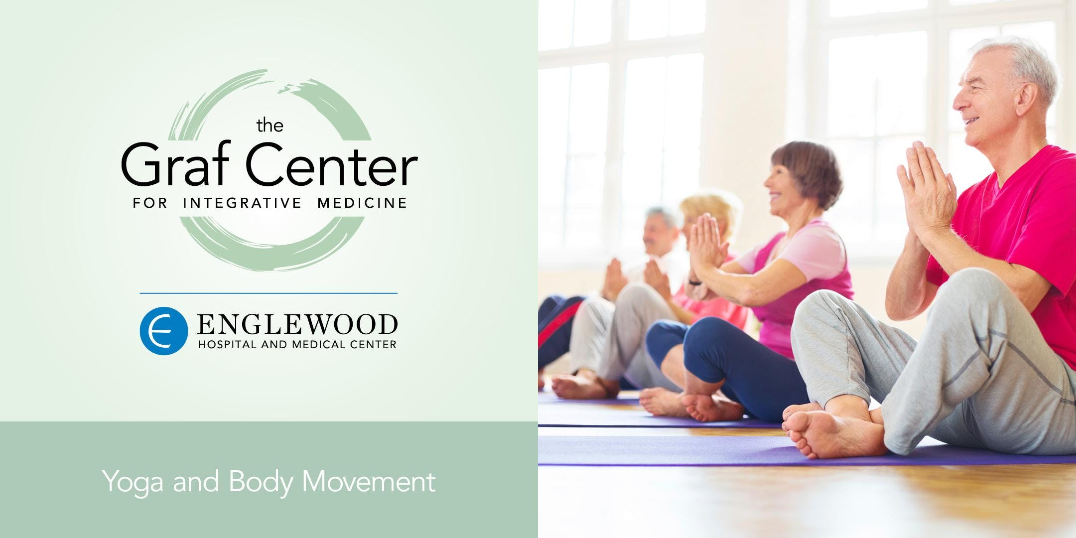 More info: Cardiovascular and Pulmonary Rehabilitation Yoga