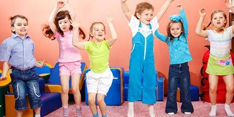 Wiggle and Jiggle Leichhardt Library - Thursdays 11 am tickets
