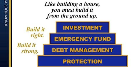 Building a Strong Financial Foundation and Proper Protection.  tickets