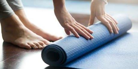 Yoga with Liza Docken tickets