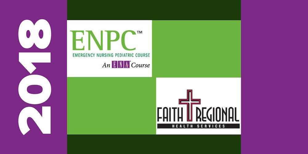 2018 Emergency Nursing Pediatric Course Enpc Registration