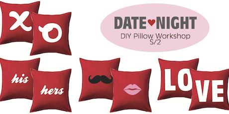 date night diy valentines pillows 21018 tickets