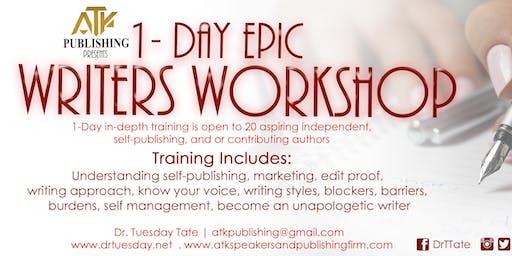 ATK Publishing Presents | Writers Workshop