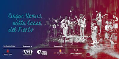 SUONI IN PESCHIERA - oltre il Porto 19.01.2018