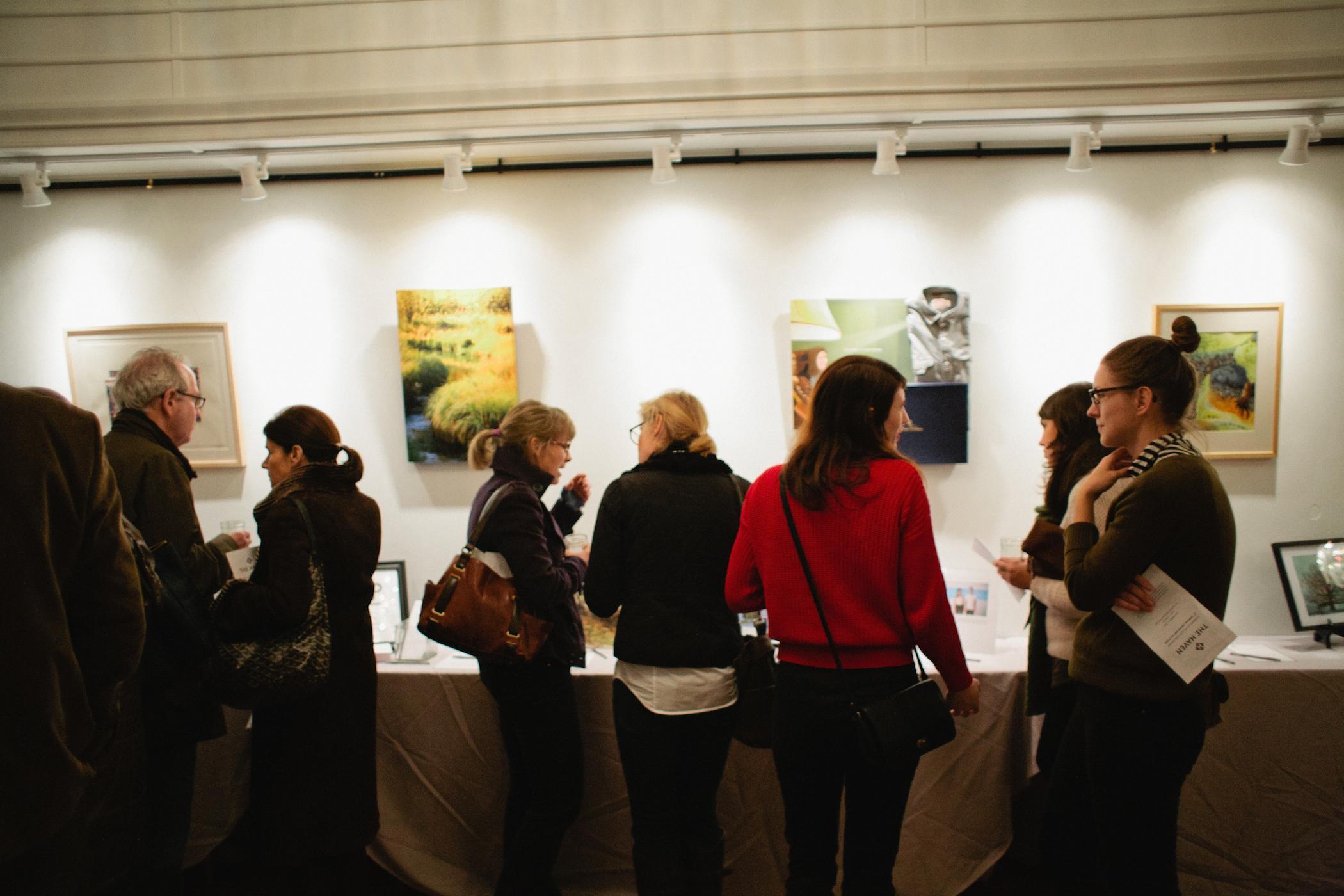 New City Arts & The Haven Art Auction