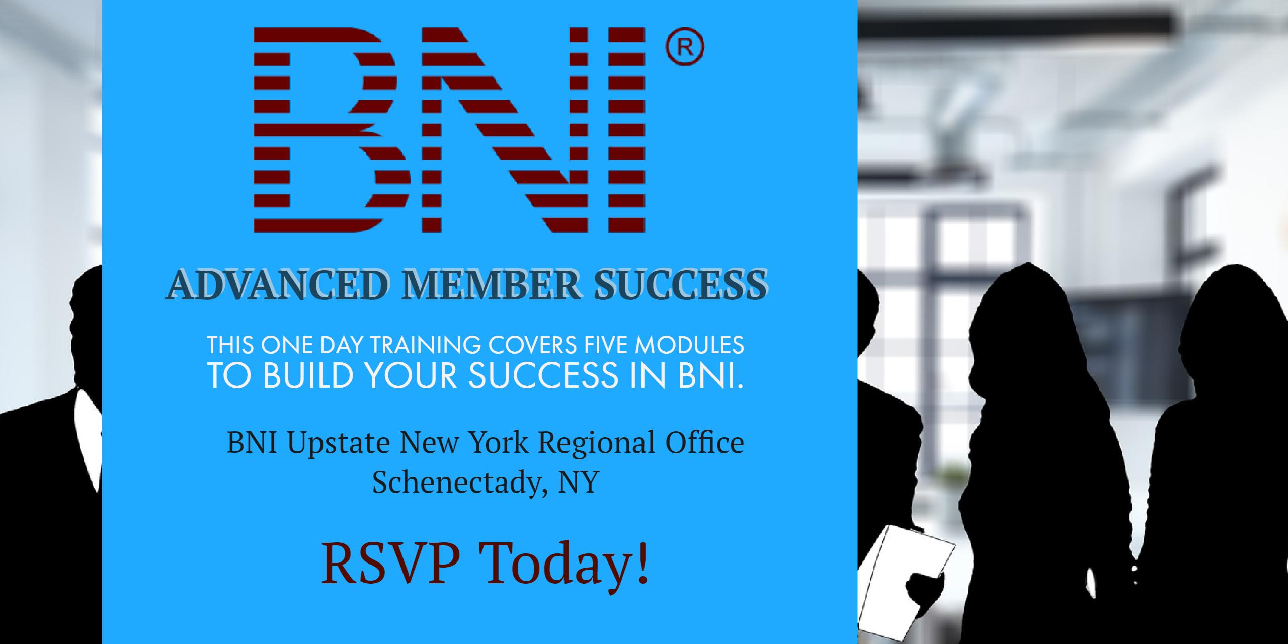 Advanced Member Success Program