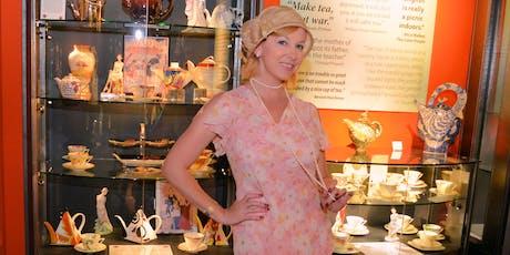 The Art of Tea Museum Exhibit tickets