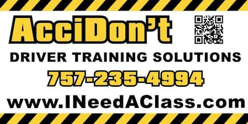 Traffic School & Defensive Driving in Newport News, Virginia