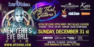 3rd Annual  New Years Eve party All That Glitters...
