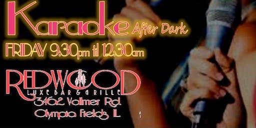 Karaoke Fridays (Drink & Sing Karaoke after Dark)