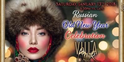 MIAMI SATURDAY 1.13 MADE in RUSSIA OLD NEW YEAR CELEBRATIONS @ VILLA AZUR