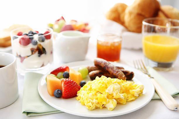The Breakfast Club of Minneapolis: Continenta