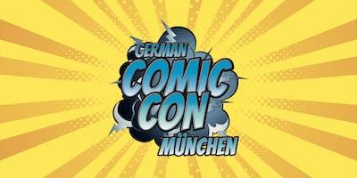 German Comic Con München 2018