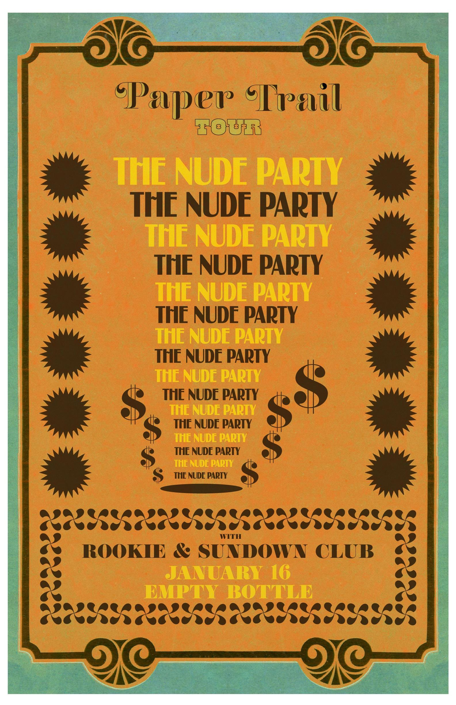 The Nude Party / Rookie / Sundown Club / Lucille Furs (DJ Set)
