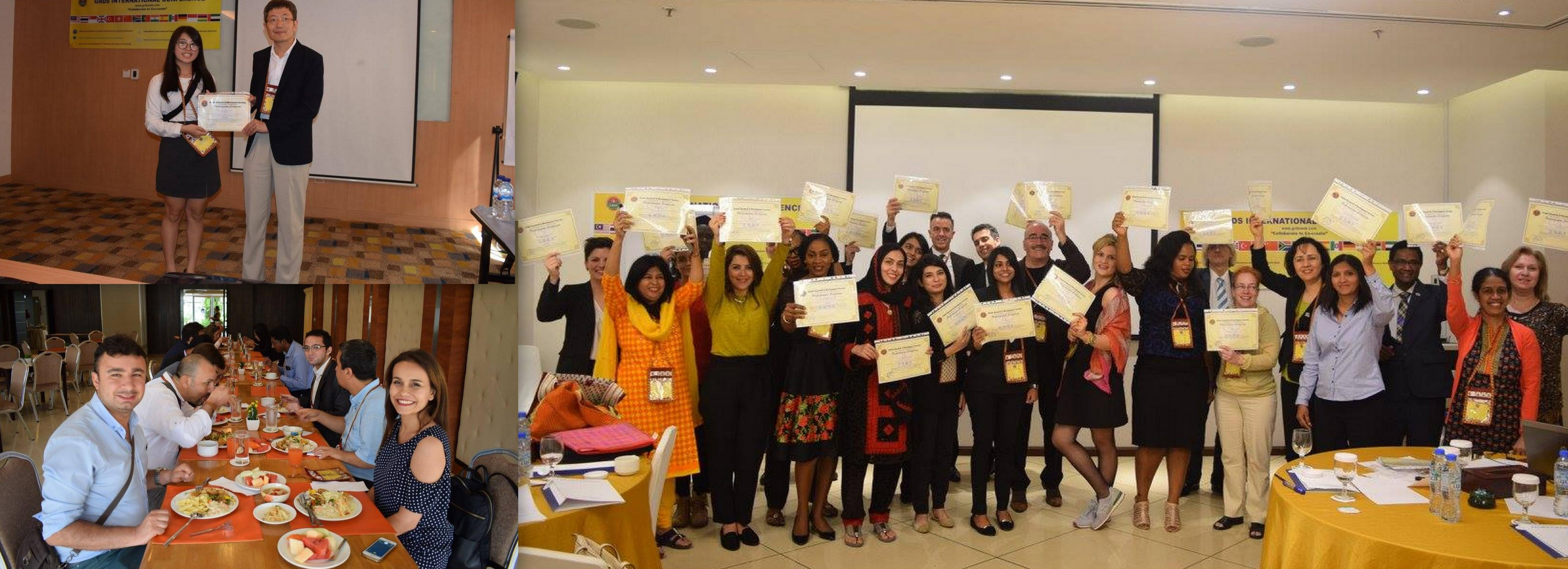 ICSTR Athens – International Conference on Sc