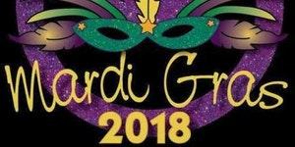 Mardi Gras Party Bus Delapan Tickets Sat Feb Am Eventbrite