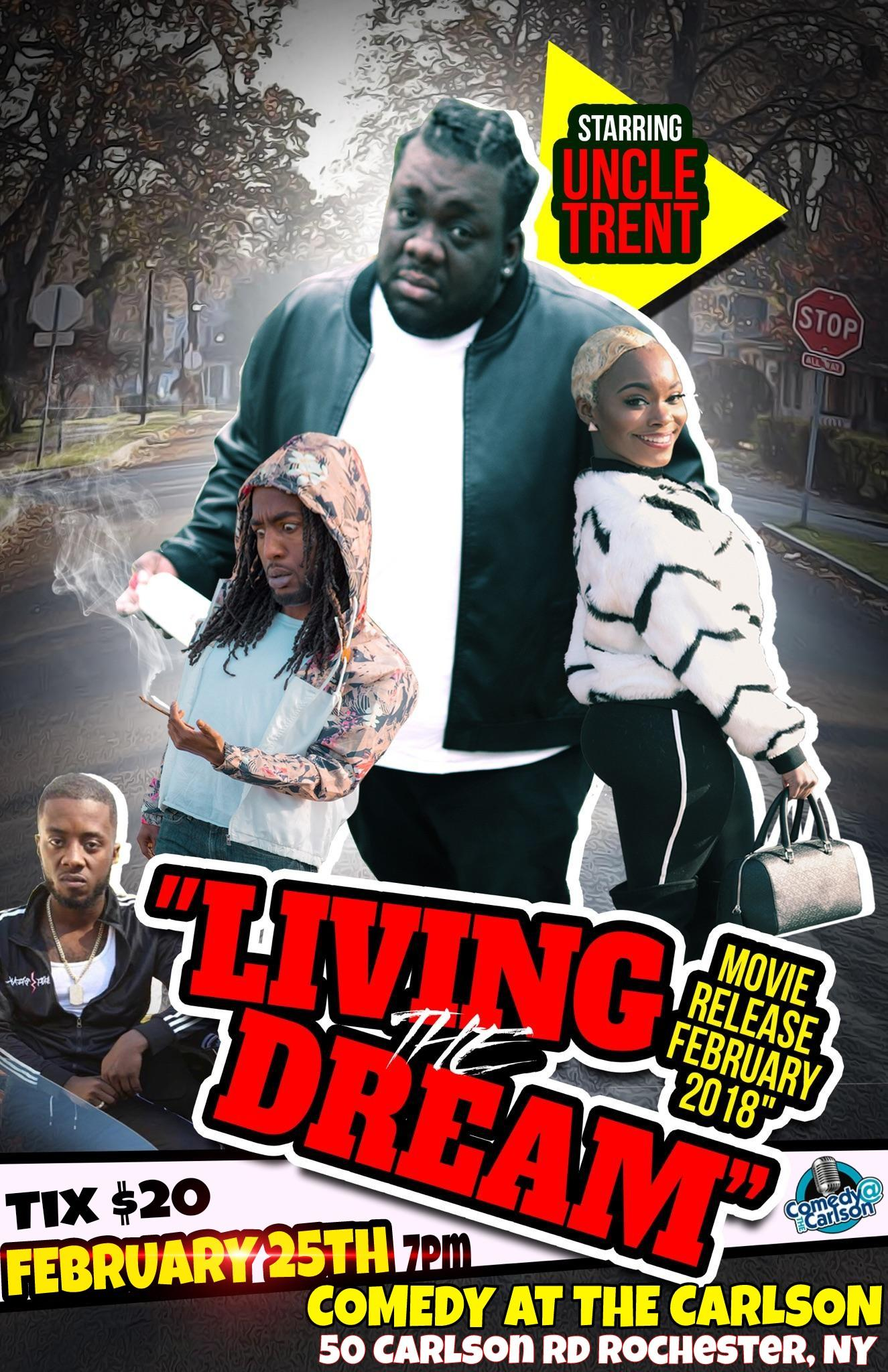 Living the Dream movie premiere