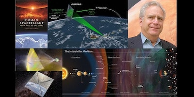 Human Spaceflight from Mars to the Stars (Click the Red Link Below to Register and for More Info)