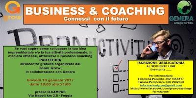 BUSINESS & COACHING
