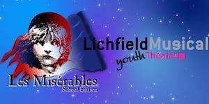 Les Miserables Sat 28th April EVENING 7.30pm - LMYT