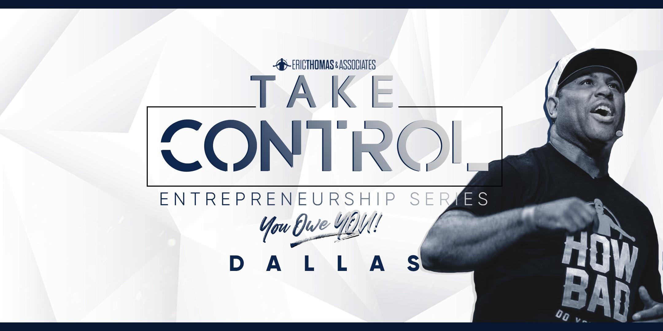Take Control Entrepreneurship Series: You Owe