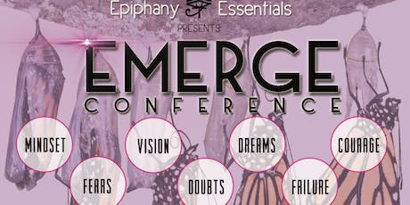 The Year of the Butterfly - Women's Empowerment Conference & Weekend Retreat tickets