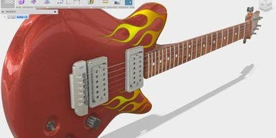 Workshop: Fusion 360 3D CAD-tekenen Module A (basis)