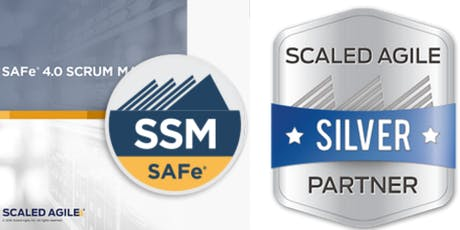 SAFe Scrum Master with SSM Certification in Oakland tickets