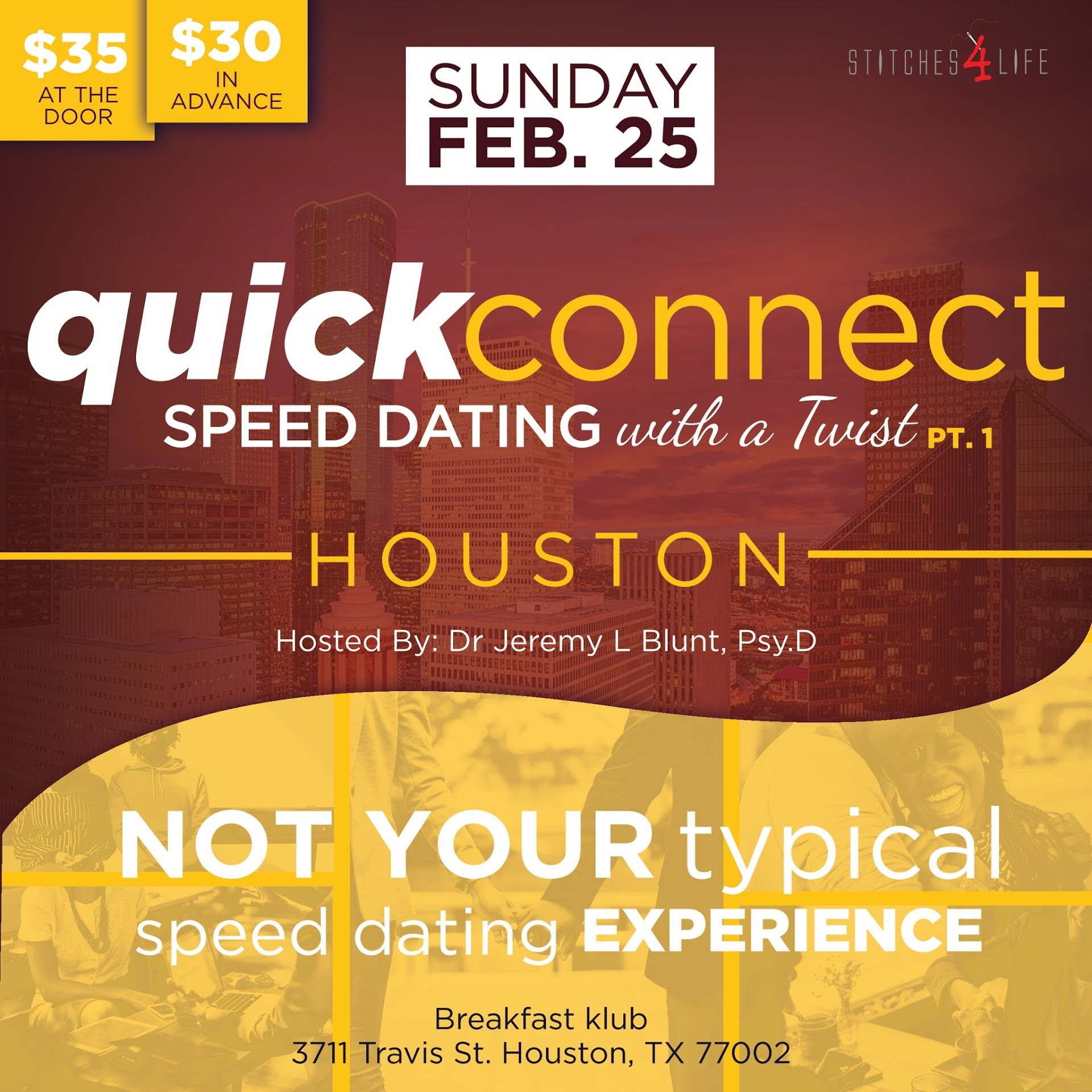 dating events in houston