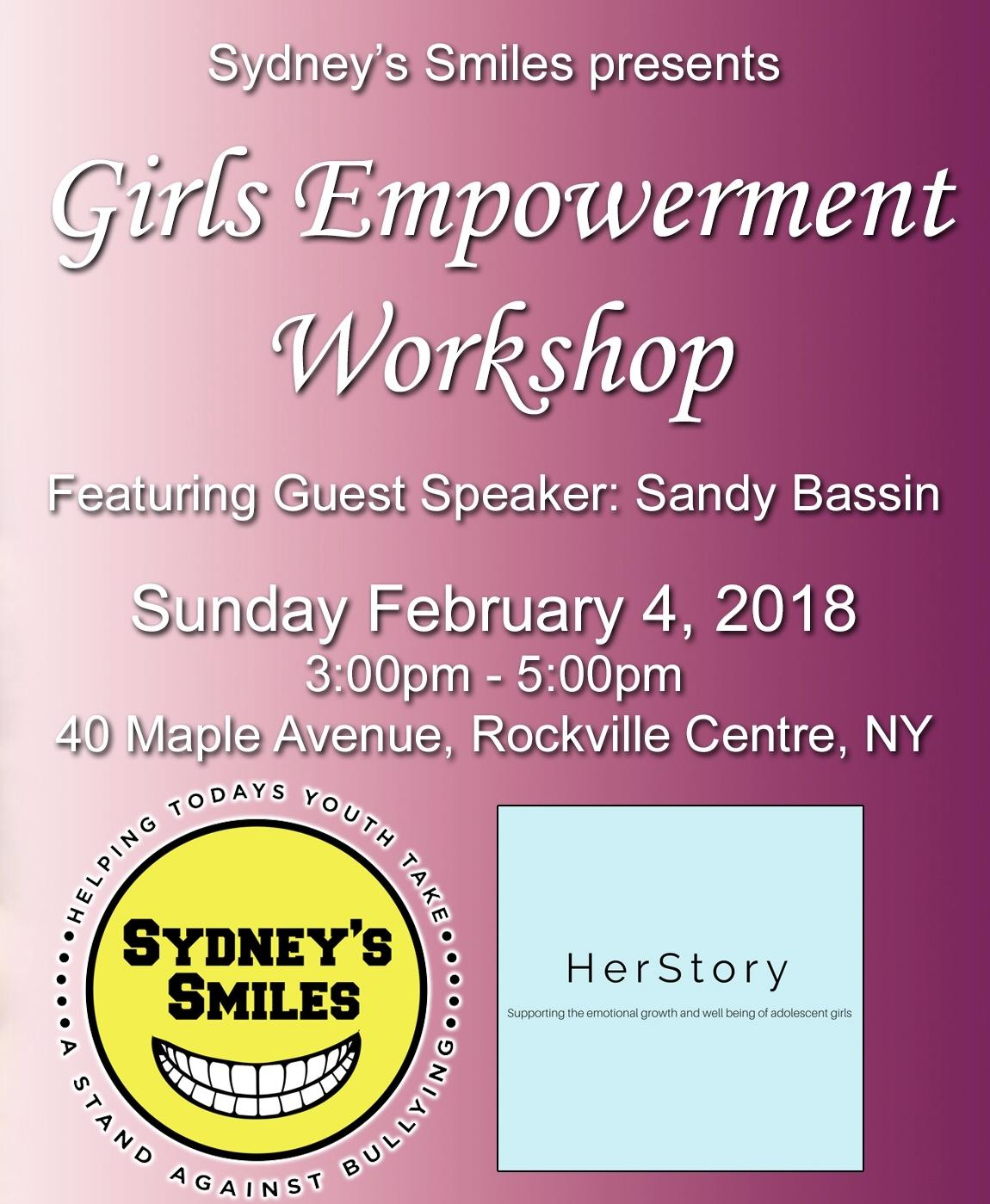 Nude empowerment workshops for teen girls pussy