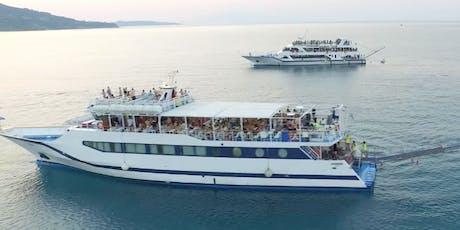 Zante Boat Party tickets