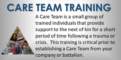 3CAB Care Team Training (HAAF)