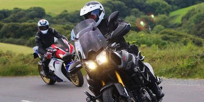 Free Taster of Advanced Motorcycle Riding with SAM