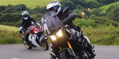 Free Taster of Advanced Motorcycle Riding with SAM  tickets