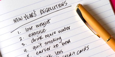 Coffee and New Year's Resolutions