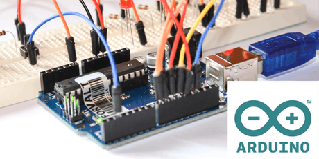 Arduino : Electronics, Robotics & Coding for Beginners (Ages 8+ )  tickets