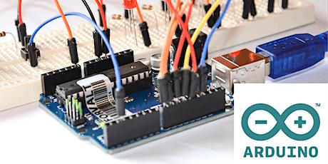 Arduino : Electronics, Robotics & Coding for Beginners  tickets