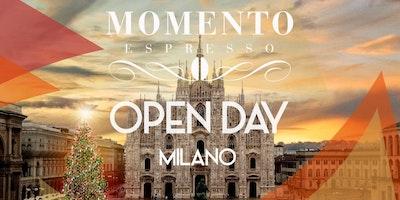 Open Day Milano Momento Espresso 21 gennaio