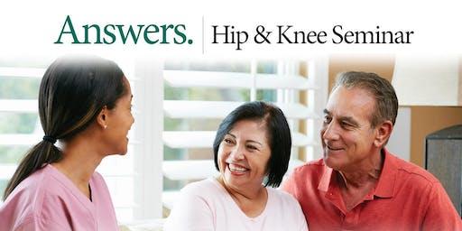 Arthritis Seminar