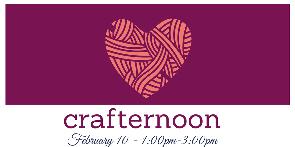 crafternoon valentines day edition february 10 tickets - Valentines Day In Dc