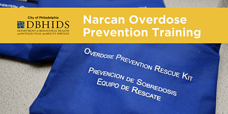 Opioid Overdose Prevention and Narcan Rescue Training tickets
