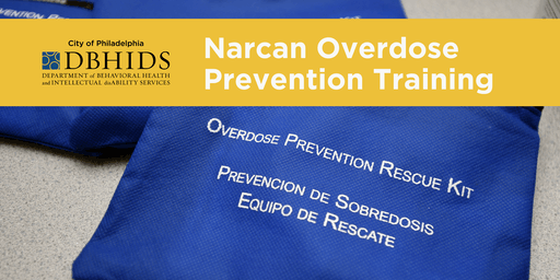 Opioid Overdose Prevention and Narcan Rescue Training