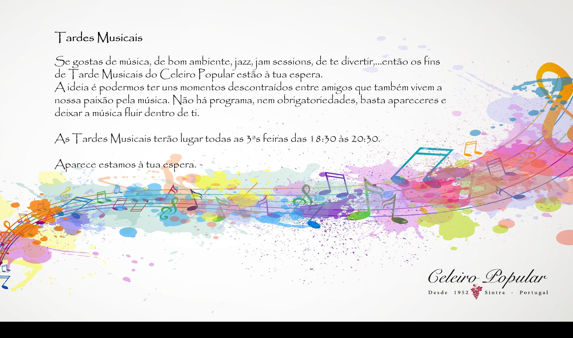 Tardes Músicais