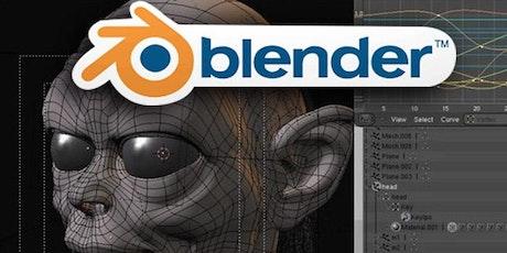 Designing for VR in Blender tickets