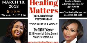 Healing Matters Empowerment Session (Skit, Discussion...