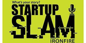 #StartupSlam IRONFIRE